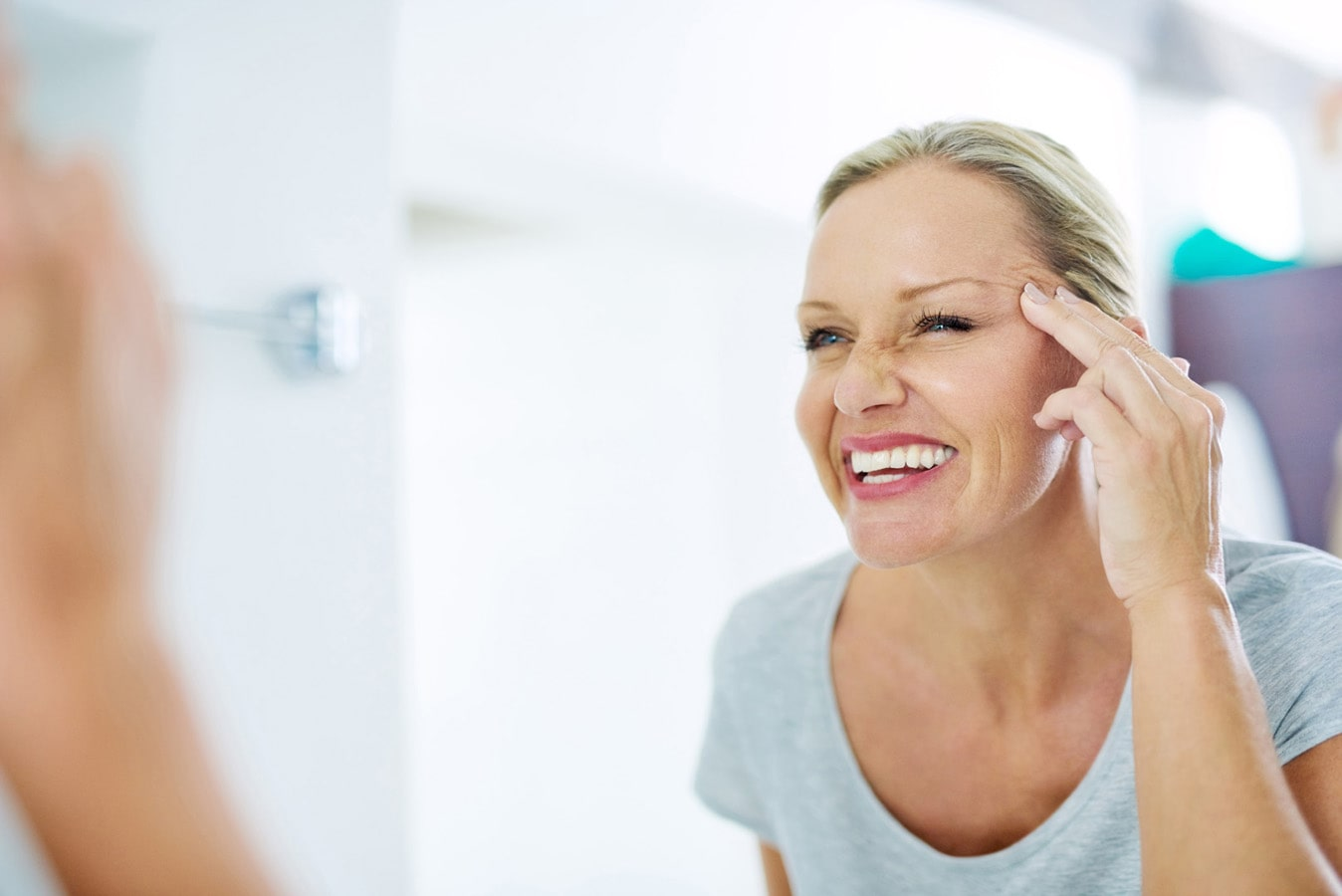 Vijf redenen om hangende oogleden te laten opereren